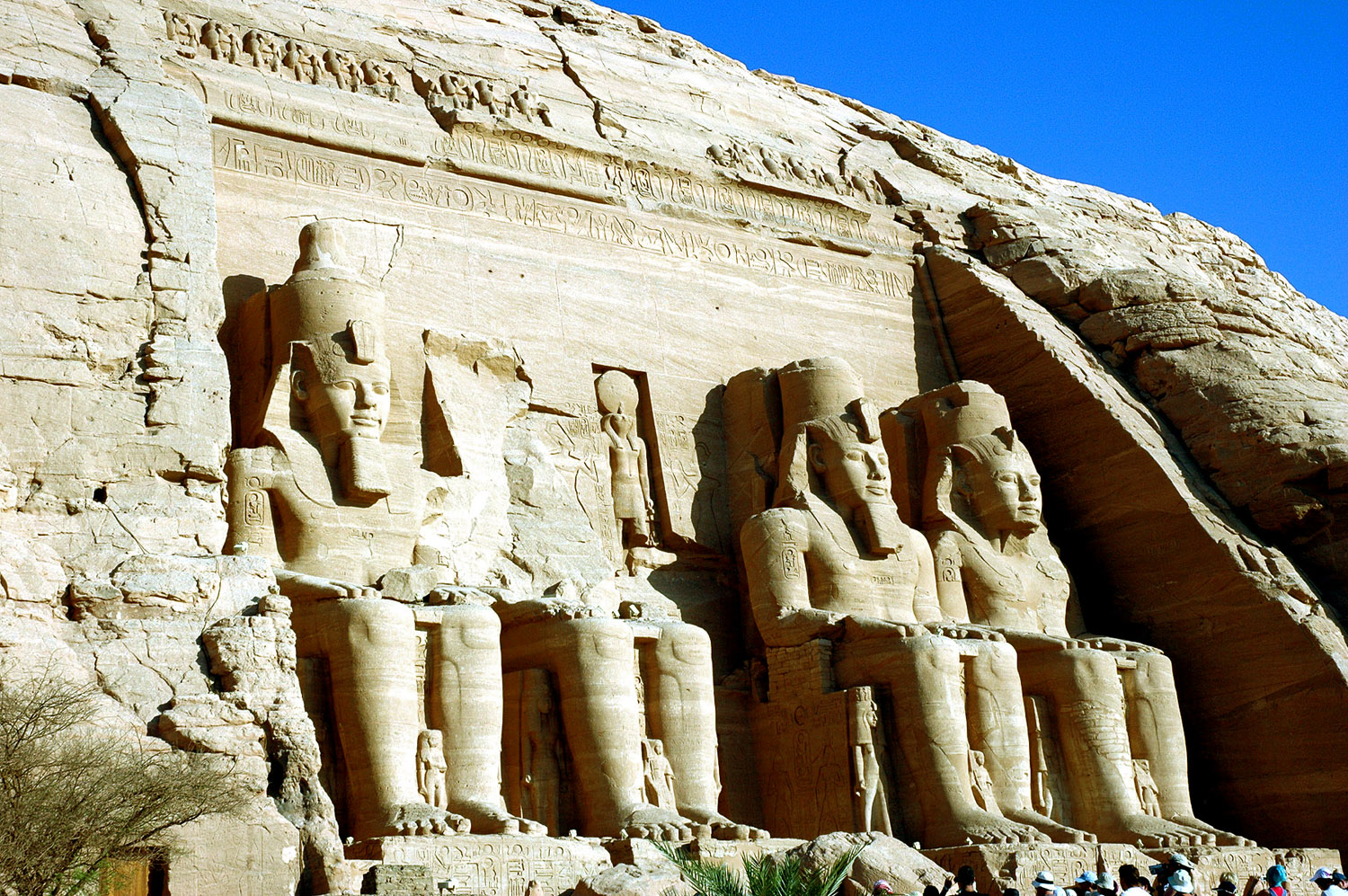 Website - A06 - Abu Simbel in Egypt