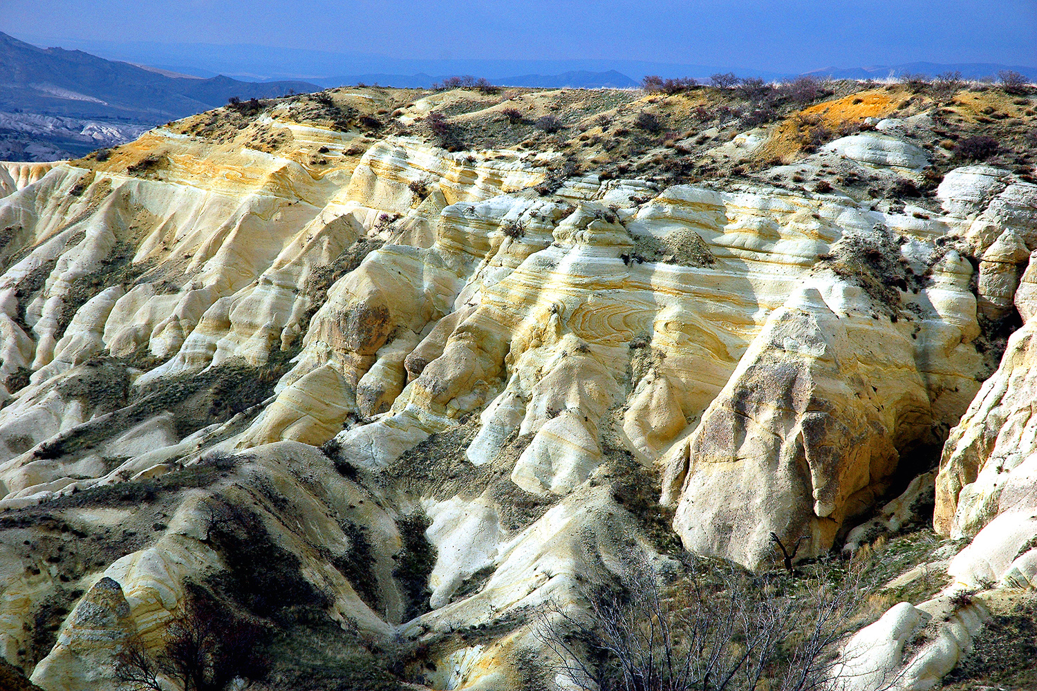 Website - A34 - Cappadocia - Yellow Rock
