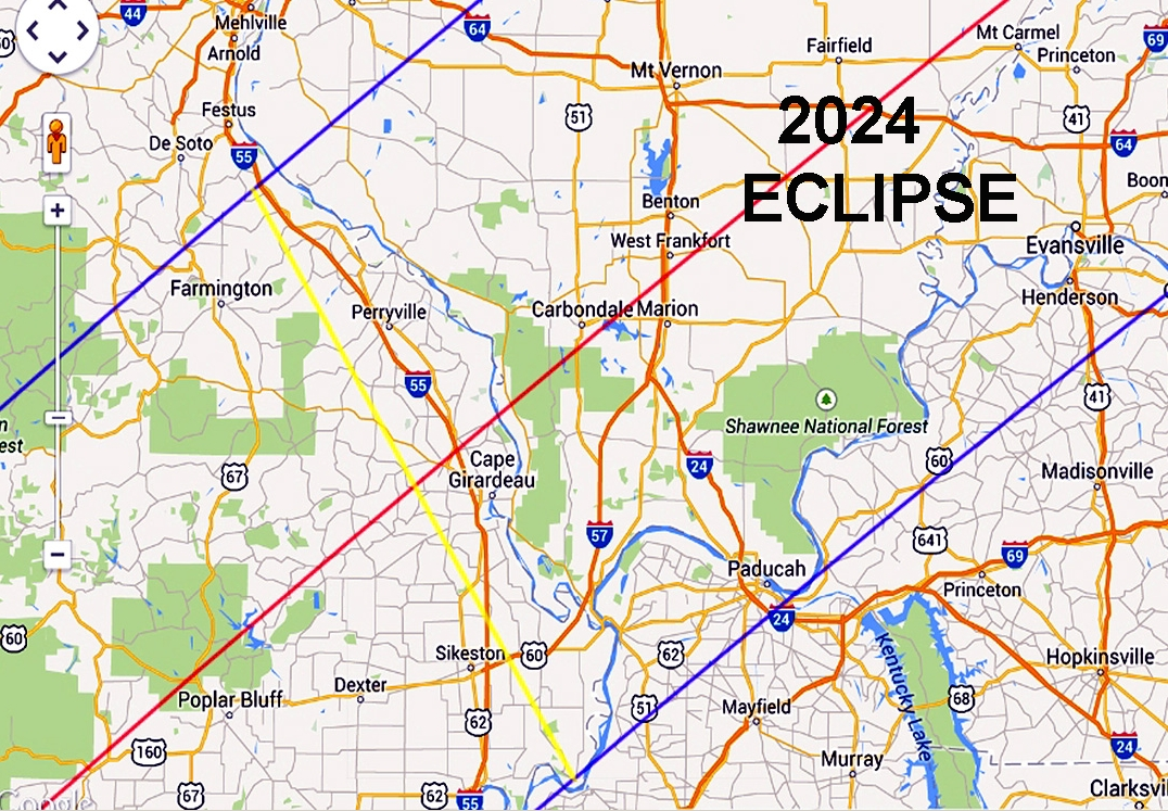 WORLD TRAVEL PHOTOS AND COMMENTS » Upcoming USA Eclipses