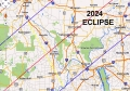 Eclipse 2017 - A90 - Path of 2024 Eclipse near GE