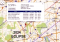 Eclipse 2017 - A91 - Circumstances of April 8 2024 Eclipse Near GE